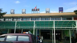 台湾の花蓮駅