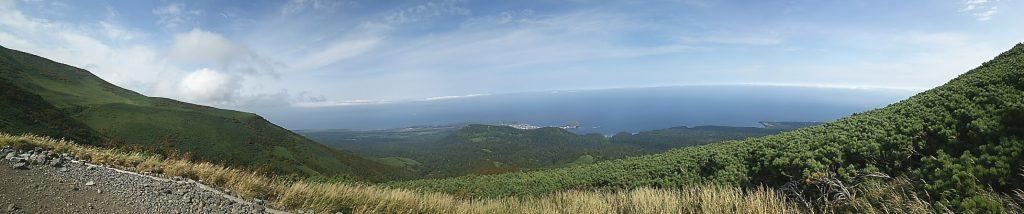 利尻山_標高900m付近