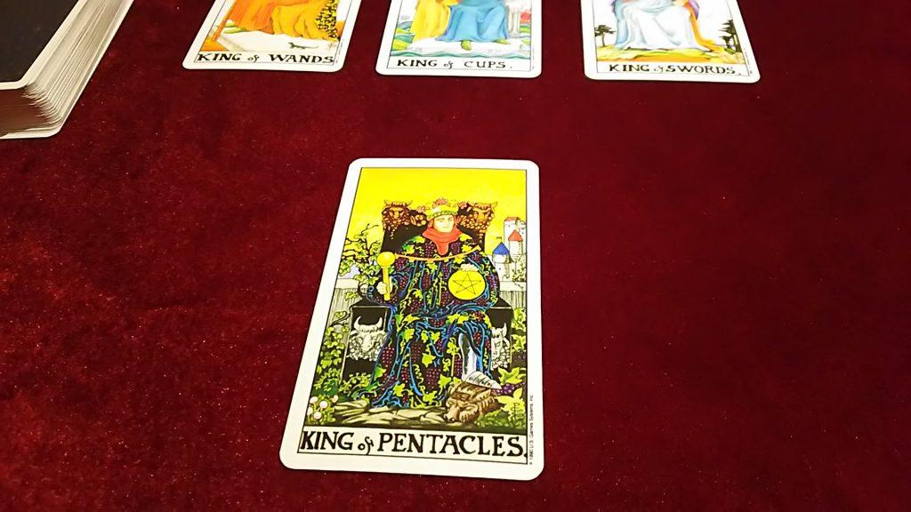 KING of PENACLES.