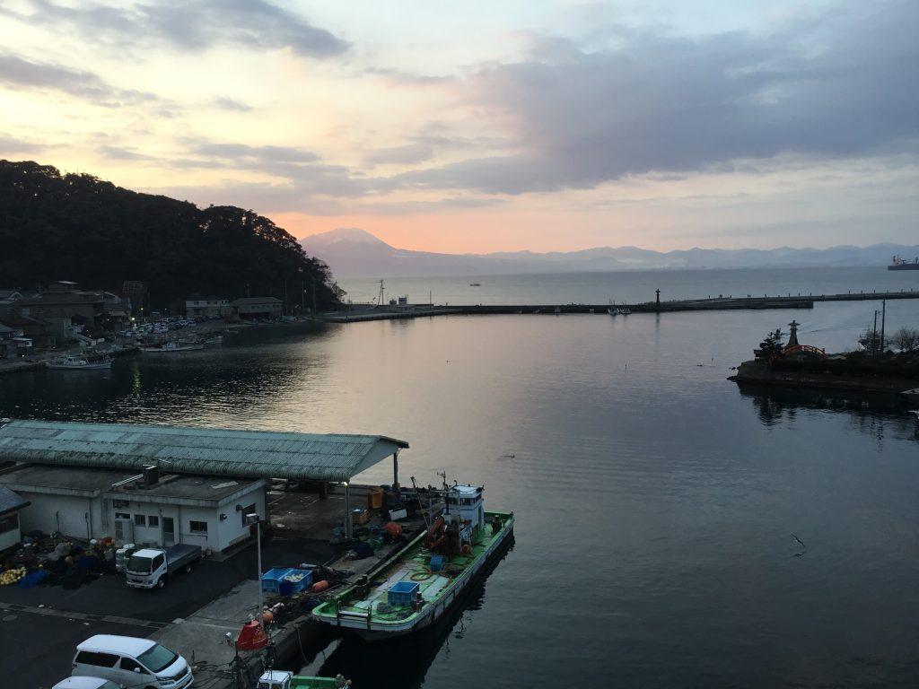 美保関漁港