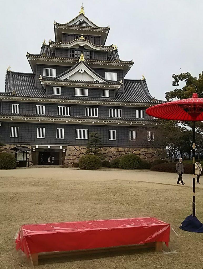 岡山城(天守閣)